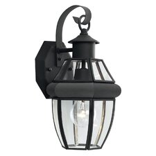 Heritage 1 Light Outdoor Wall Lantern