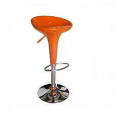 Adjustable Height Bar Stool (Set of 2)