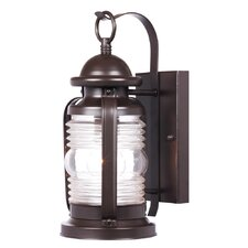 Weatherby 1 Light Outdoor Wall Lantern