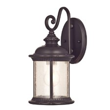 New Haven 1 Light Outdoor Wall Lantern
