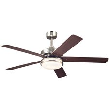 "52"" Castle 5 Reversible Blade Ceiling Fan"