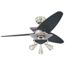 "42"" Vector Elite 3 Reversible Blade Ceiling Fan"
