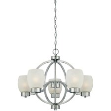 Karah 5 Light Chandelier