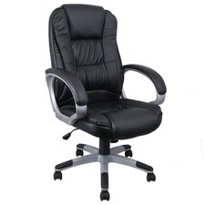 "27"" High-Back Executive Chair"