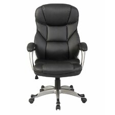 "Deluxe 27.5"" High-Back Executive Chair"