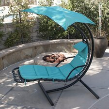 Chaise Lounge with Cushion