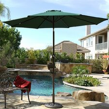 9' Octagonal Cantilevel Umbrella