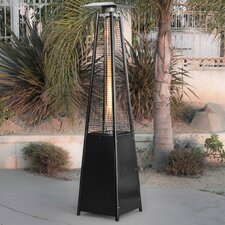 Deluxe Pyramid Propane Patio Heater