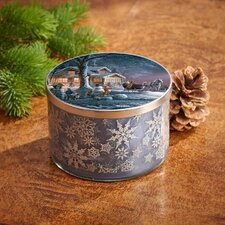 Cedarwood Amber Jar Candle