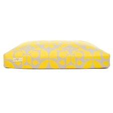 Faux Down Cushion Dog Bed