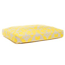 Faux Down and Foam Cushion Dog Bed