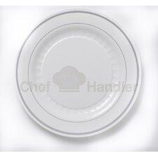 Mystique 350 Guest Bundle Elegant Plastic Plate Set