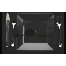 Imperial 50 Guest Bundle Elegant Plastic Plate Set with Utensils