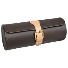 Leatherette Watch Storage Travel Case