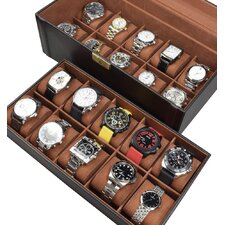 Deluxe Watch Display Case