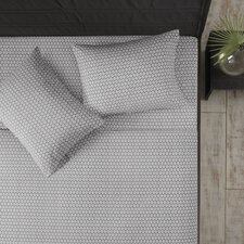 Geo 200 Thread Count 100% Cotton Sheet Set
