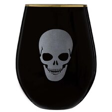 Phantom 18 oz. Stemless Wine Glass (Set of 4)
