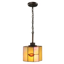 Fantom Leaf 1 Light Mini Pendant