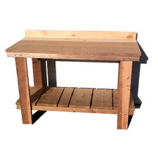 Western Potting Table