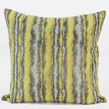 Stripe Pattern Metallic Pillow Cover