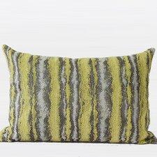 Stripe Pattern Metallic Lumbar Pillow