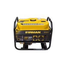 Performance Series Gas Powered 4550 Watt CARB Portable Gasoline Generator