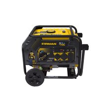 Hybrid Series 4550 Watt CARB Portable Gasoline Generator with Recoil Start