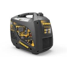 Whisper Series Extended Run TIme Portable 2000 Watt CARB Gasoline Inverter Generator