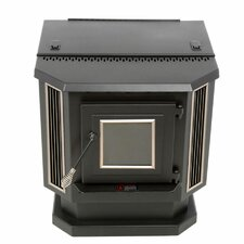 2200 Square Foot Pellet Stove