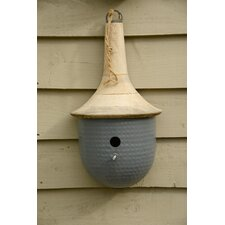 Feed-Rest-Nest Colby Novelty Mounted Bird House