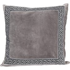 Greek Key Throw Pillow