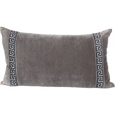 Greek Key Lumbar Pillow