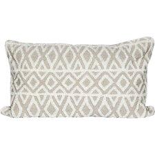 Diamond Embroidery Lumbar Pillow
