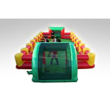 Football Inflatable Bounce House