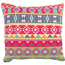 Aztec Tribal Throw Pillow