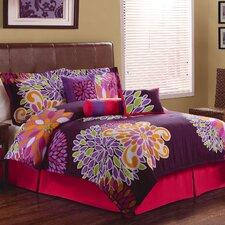 Flower Show Comforter Set