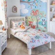 Woodland Toddler Duvet Set