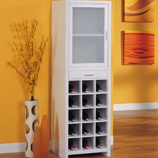 Dawn 15 Bottle Floor Wine Cabinet