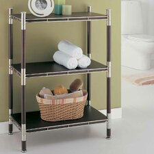 "Baronial 28.25"" x 39.25"" Bathroom Shelf"