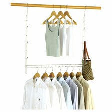 Closet Doubler Hanging Organizer