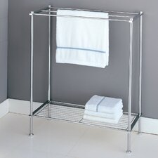 Metro Freestanding Towel Rack