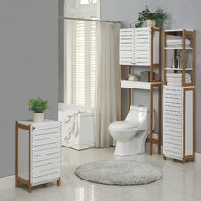"""Rendition 14.5"""" x 68"""" Free Standing Linen Tower"""