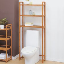 "Lohas 28"" x 66.5"" Free Standing Over the Toilet"