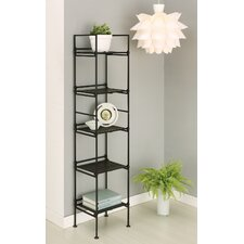 "46.625"" Accent Shelves Bookcase"