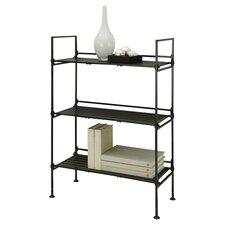 "34"" Three Shelf Shelving Unit"