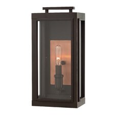 Sutcliffe 1 Light Outdoor Wall Lantern