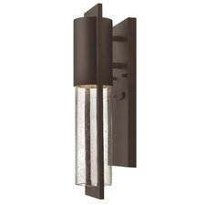 Dwell 1 Light Outdoor Sconce