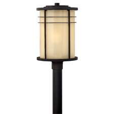 "Ledgewood 1 Light 20.75"" Outdoor Post Lantern"