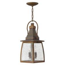 Montauk 2 Light Outdoor Hanging Lantern