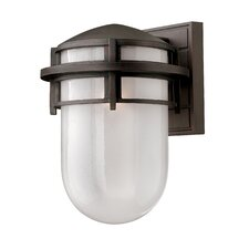 Reef 1 Light Outdoor Sconce
